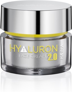 Alcina Hyaluron 2.0 Face Cream With Rejuvenating Effect