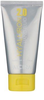 Alcina Hyaluron 2.0 fluido hidratante para mãos