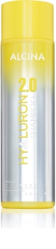 Alcina Hyaluron 2.0 szampon do włosów suchych i łamliwych
