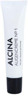 Alcina N°1 Ögonkräm med effekt mot åldrande