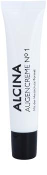 Alcina N°1 околоочен крем с анти-бръчков ефект