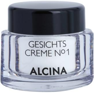 Alcina N°1 creme facial com efeito hidratante