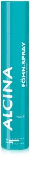 Alcina Styling Natural pršilo za uporabo med sušenjem las za naravno prožnost in volumen