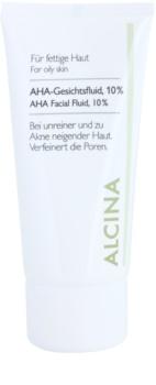 Alcina For Oily Skin 10% AHA syrevätska