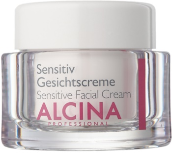 Alcina For Sensitive Skin beruhigende Gesichtscreme