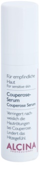 Alcina For Sensitive Skin Serum voor Vermindering van Couperose adertjes en Roodheid