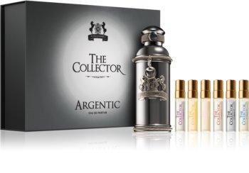Alexandre.J The Collector: Argentic darilni set I. uniseks