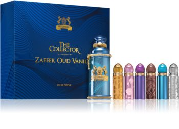 Alexandre.J The Collector: Zafeer Oud Vanille darilni set I. uniseks
