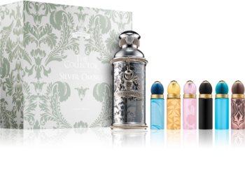 Alexandre.J The Collector: Silver Ombre coffret cadeau mixte