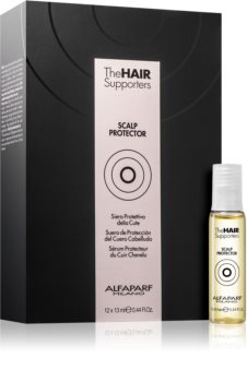 Alfaparf Milano The Hair Supporters Scalp Protector защитная сыворотка до окрашивания