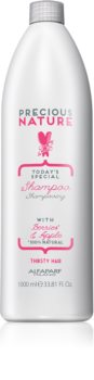 Alfaparf Milano Precious Nature Berries & Apple hydratační šampon pro suché vlasy