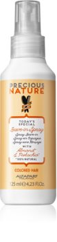 Alfaparf Milano Precious Nature Almond & Pistachio Leave-in Spray voor Bescherming van de Kleur