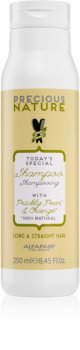 Alfaparf Milano Precious Nature Prickly Pear & Orange glättendes Shampoo
