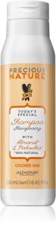 Alfaparf Milano Precious Nature Almond & Pistachio Shampoo  voor Gekleurd Haar