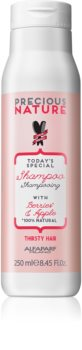 Alfaparf Milano Precious Nature Berries & Apple Moisturizing Shampoo For Dry Hair