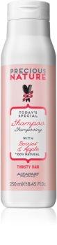 Alfaparf Milano Precious Nature Berries & Apple shampoing hydratant pour cheveux secs
