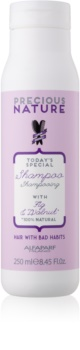 Alfaparf Milano Precious Nature Fig & Walnut szampon restrukuryzujący do wzmocnienia włosów