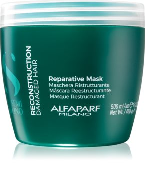 Alfaparf Milano Semi di Lino Reconstruction Reparative маска  для пошкодженого волосся