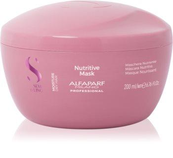 Alfaparf Milano Semi di Lino Moisture masque cheveux pour cheveux secs