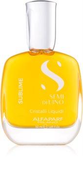 Alfaparf Milano Semi di Lino Sublime Cristalli spray cheveux pour des cheveux brillants et doux