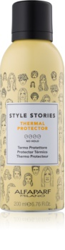 Alfaparf Milano Style Stories The Range Pre-Styling Protective Spray For Heat Hairstyling