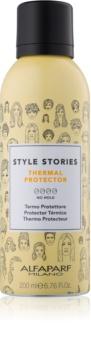 Alfaparf Milano Style Stories The Range Pre-Styling spray protector protector de calor para el cabello