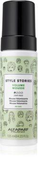 Alfaparf Milano Style Stories Volume Mousse pena za volumen las