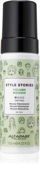 Alfaparf Milano Style Stories Volume Mousse пяна за обем на коса