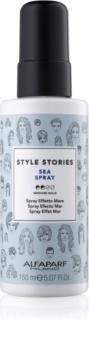 Alfaparf Milano Style Stories The Range Texturizing spray styling pentru efect la plaje