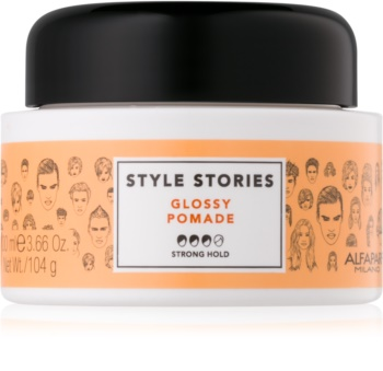 Alfaparf Milano Style Stories The Range Paste Stylingpaste starke Fixierung