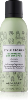 Alfaparf Milano Style Stories The Range Texturizing shampoing sec volumisant