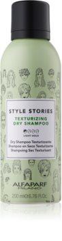 Alfaparf Milano Style Stories The Range Texturizing suchý šampón pre zväčšenie objemu vlasov