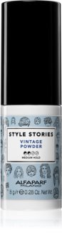 Alfaparf Milano Style Stories Vintage Powder пудра для волос для придания объема от корней