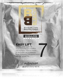 Alfaparf Milano B&B Bleach Easy Lift 7 Powder For Extra Lightening