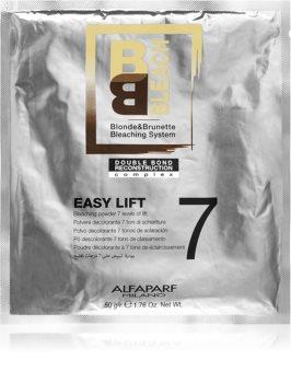 Alfaparf Milano B&B Bleach Easy Lift 7 pudra pentru extra stralucire