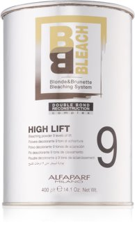 Alfaparf Milano B&B Bleach High Lift 9 puder ekstra rozświetlający