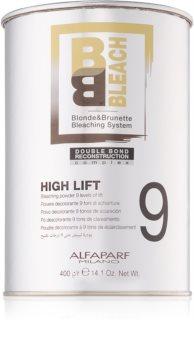 Alfaparf Milano B&B Bleach High Lift 9 пудра за екстра изсветляване