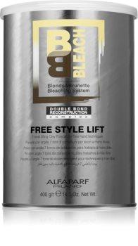 Alfaparf Milano B&B Bleach Free Style Lift puder ekstra rozświetlający