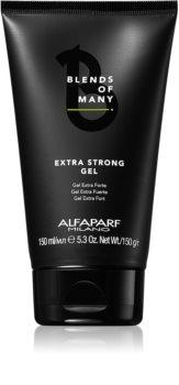 Alfaparf Milano Blends of Many gel para dar definición al peinado con fijación extra fuerte