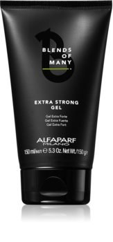 Alfaparf Milano Blends of Many Styling Gel With Extra Strong Fixation