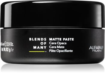 Alfaparf Milano Blends of Many Styling Paste with Matte Effect