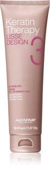 Alfaparf Milano Lisse Design Keratin Therapy Creme für die leichte Kämmbarkeit des Haares