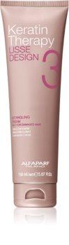 Alfaparf Milano Lisse Design Keratin Therapy krém pro snadné rozčesání vlasů