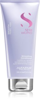Alfaparf Milano Semi di Lino Smooth Smoothing Conditioner For Unruly And Frizzy Hair