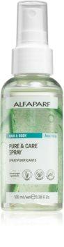 Alfaparf Milano Hair & Body spray refrescante para corpo e cabelo