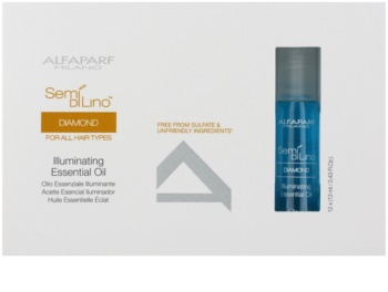 Alfaparf Milano Semi di Lino Diamond Illuminating aceite para dar brillo