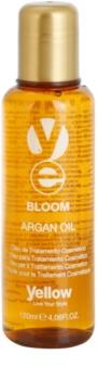 Alfaparf Milano Yellow Bloom óleo de argão para cabelo brilhante e macio