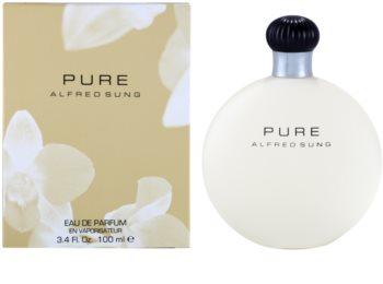 Alfred Sung Pure eau de parfum hölgyeknek