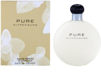 Alfred Sung Pure eau de parfum para mulheres