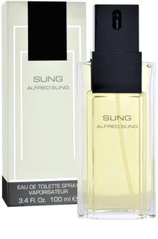 Alfred Sung Sung eau de toilette para mulheres